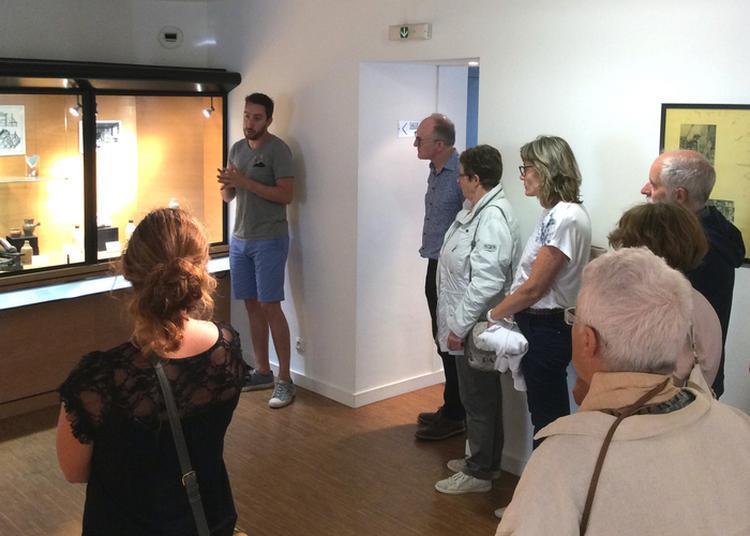 Visite Guidée De L'exposition Quand Les Brodeurs Inspiraient Les Faïenciers à Quimper