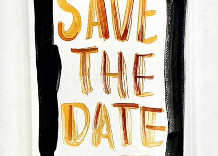 Visite Guidée De L'exposition Save The Date De Camila Oliveira Fairclough à Dijon
