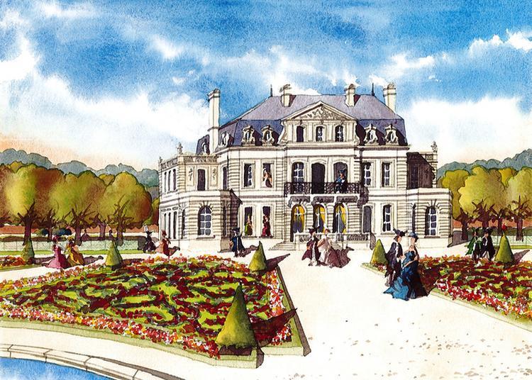 Visite Guidée De L'exposition Souvenirs De Villégiature à Saint Cloud