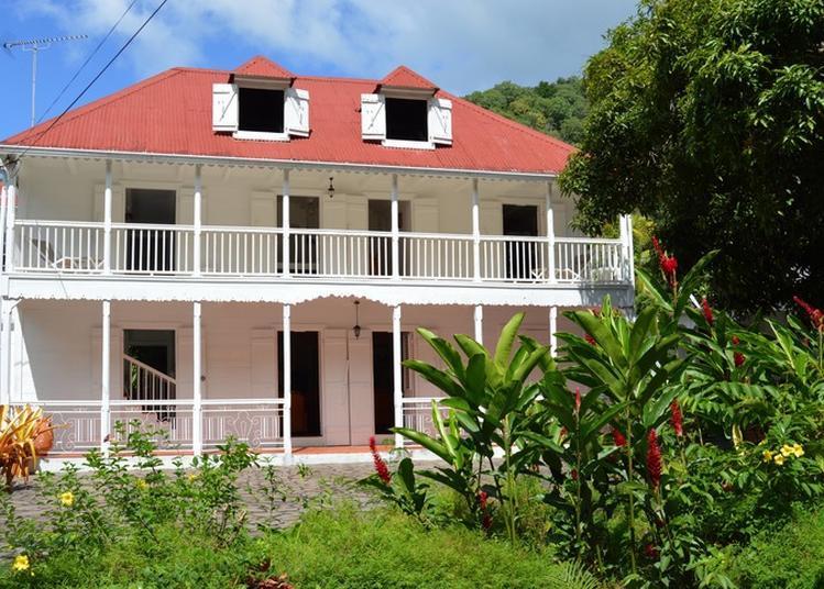 Visite Guidée De L'habitation à Vieux Habitants