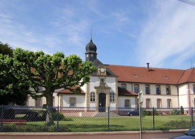 Visite Guidée De L'hôpital De Bruyères à Bruyeres