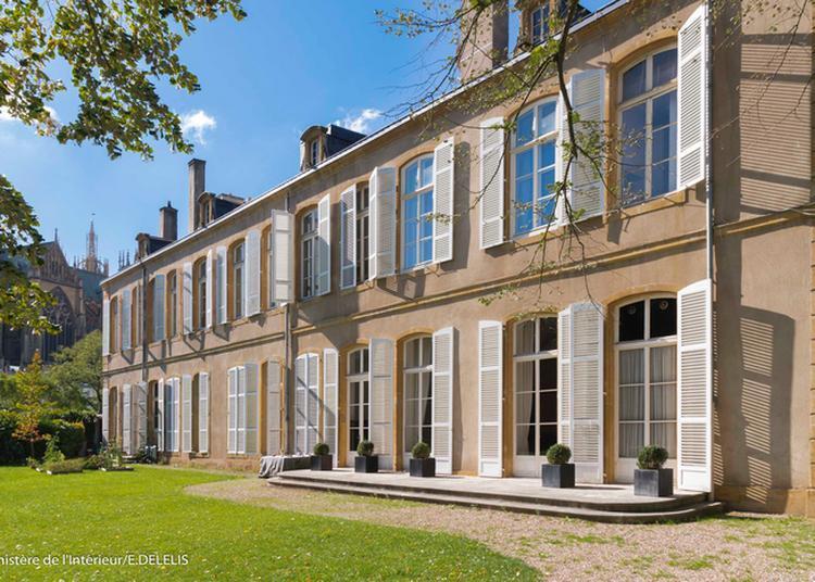 Visite Guidée De L'hôtel De La Préfecture De La Moselle à Metz