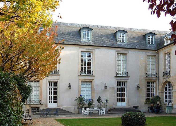 Visite Guidée De L'hôtel De Marle à Paris 3ème