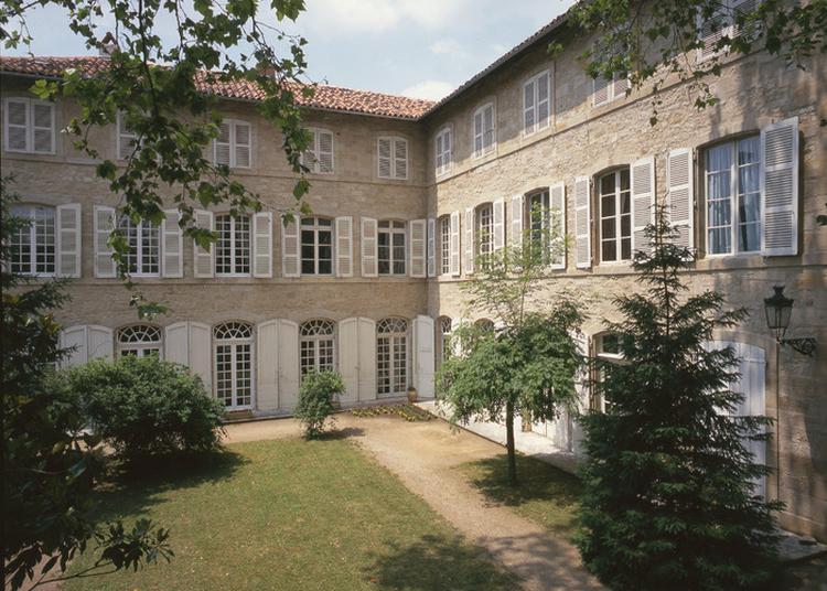 Visite Guidée De L'hôtel De Salgues à Figeac