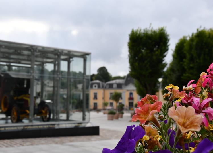 Visite Guidée De L'hôtel De Ville à Gagny