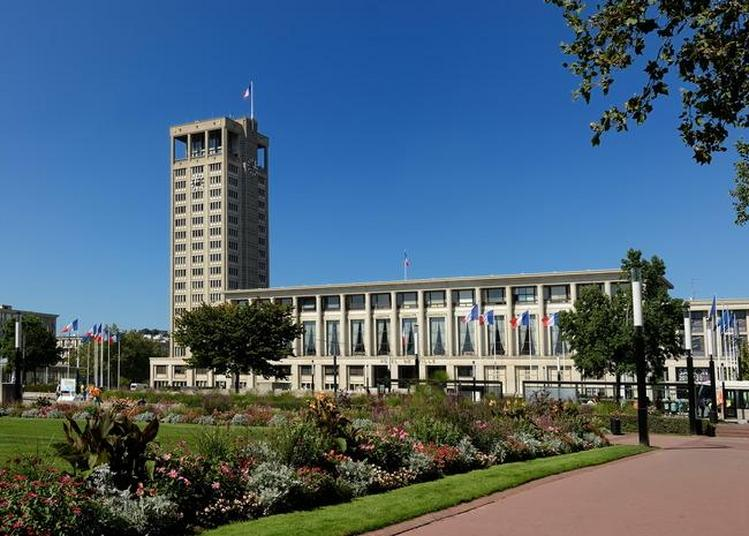 Visite Guidée De L'hôtel De Ville Du Havre à Le Havre