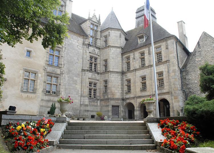Visite Guidée De L'hôtel Du Département à Gueret
