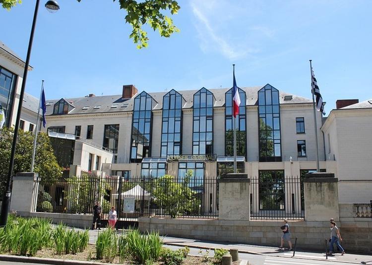 Visite Guidée De L'hôtel Du Département De Loire-atlantique. à Nantes