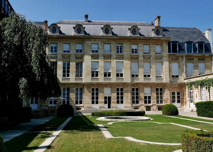 Visite Guidée De L'hôtel Ponsardin à Reims