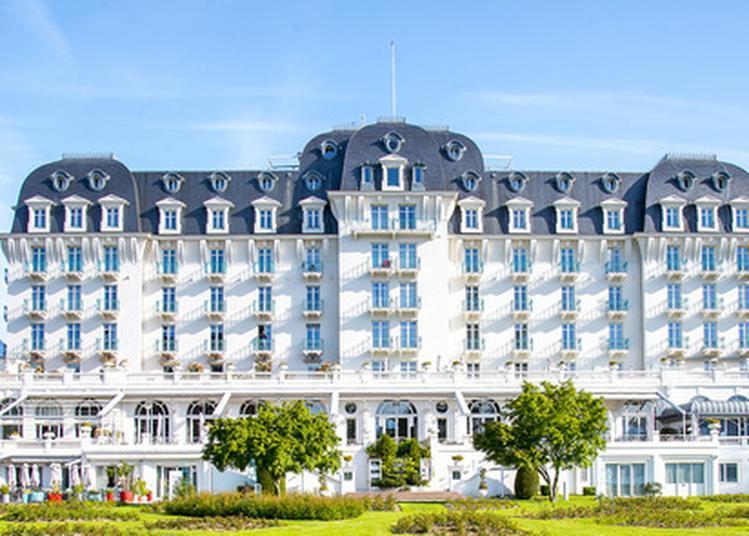 Visite Guidée De L'impérial Palace Et De Ses Coulisses à Annecy