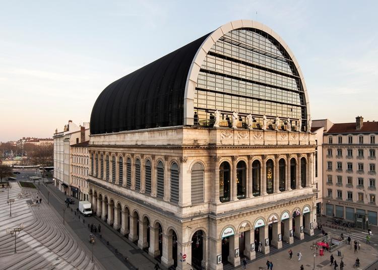Visite Guidée De L'opéra à Lyon