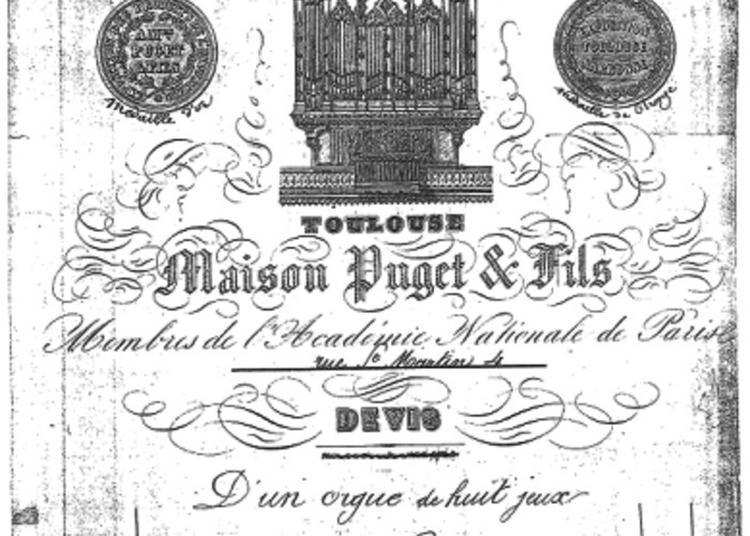 Visite Guidée De L'orgue à Castanet Tolosan