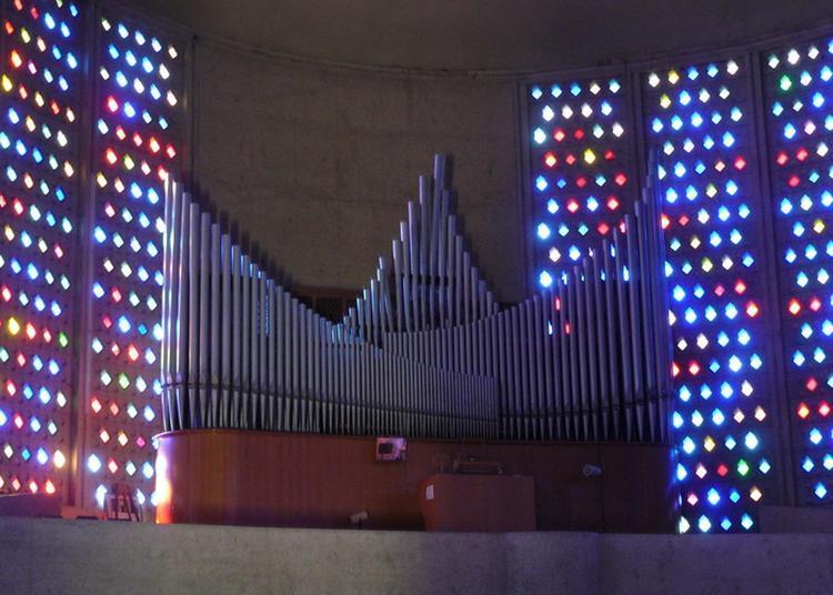 Visite Guidée De L'orgue De L'église Saint-julien à Caen