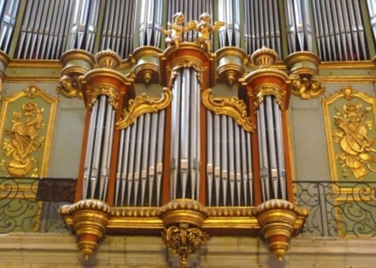 Visite Guidée De L'orgue Et Mini-concert à Lodeve