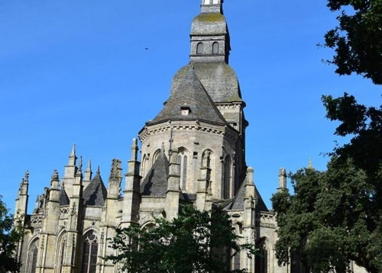 Visite Guidée De La Basilique Saint-sauveur De Dinan