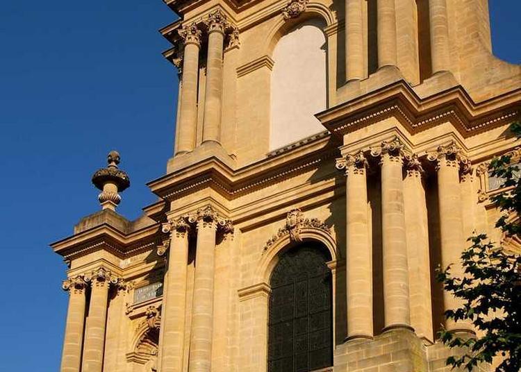 Visite Guidée De La Basilique Saint-vincent à Metz