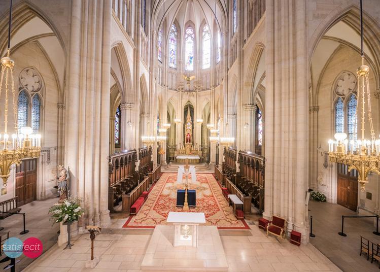 Visite Guidée De La Basilique Sainte-clotilde à Paris 7ème