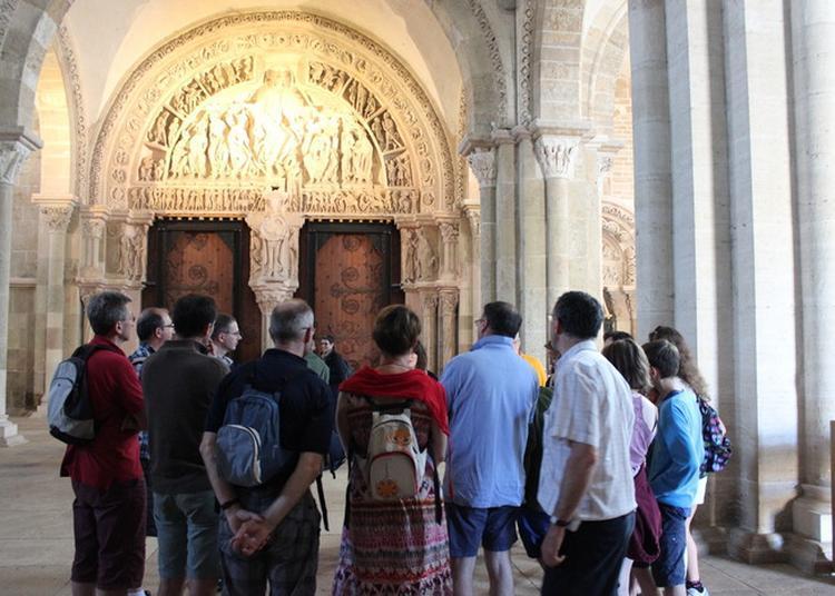 Visite Guidée De La Basilique Sainte Marie Madeleine à Vezelay