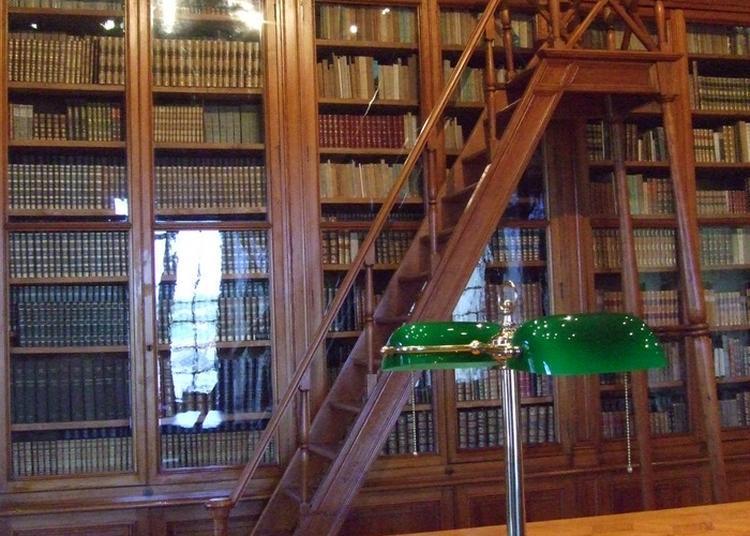 Visite Guidée De La Bibliothèque à Fecamp