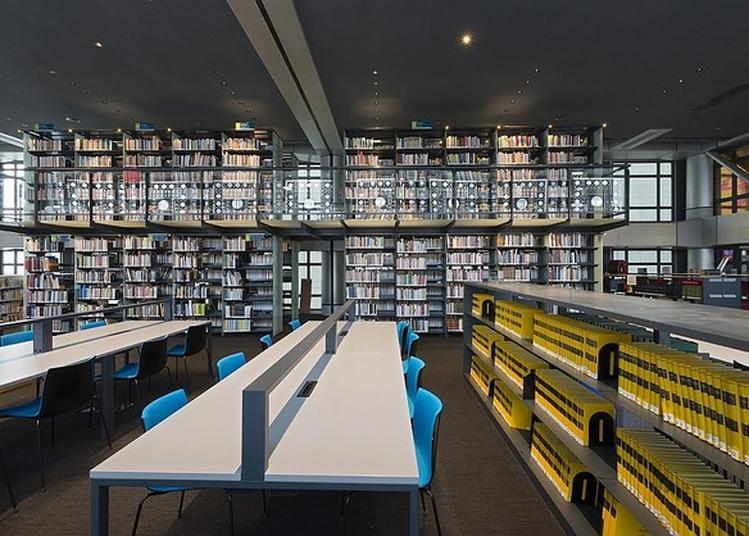 Visite Guidée De La Bibliothèque à Paris 5ème