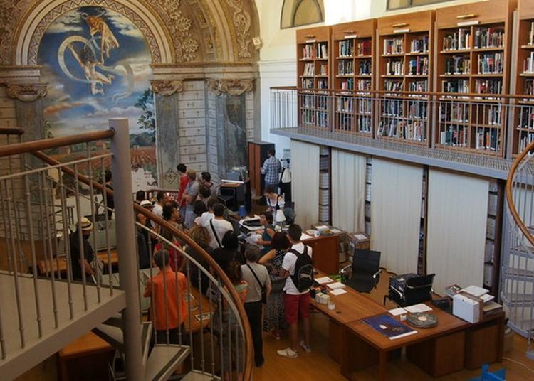 Visite Guidée De La Bibliothèque à Toulouse