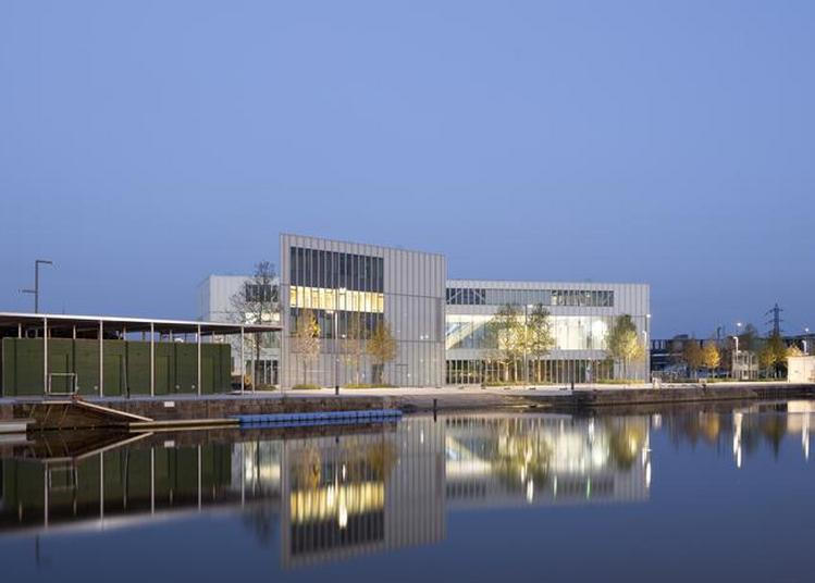 Visite Guidée De La Bibliothèque Alexis De Tocqueville à Caen