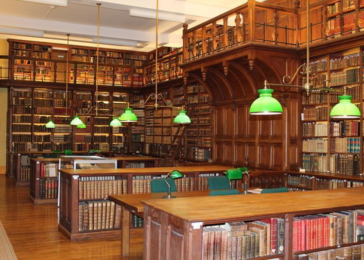 Visite Guidée De La Bibliothèque Diocésaine Gustave Bardy à Dijon