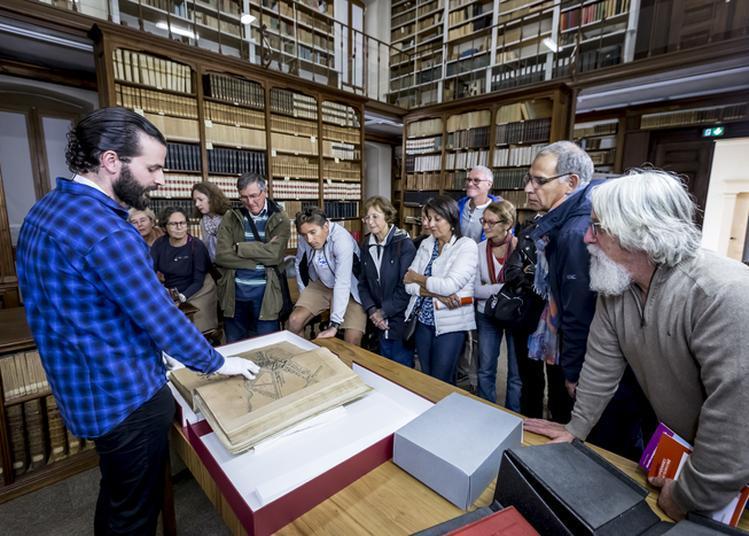 Visite Guidée De La Bibliothèque Du Grand Séminaire à Annecy