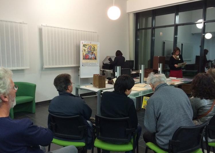 Visite Guidée De La Bibliothèque : Femmes Et Filles Dans L'éducation, Histoire De La Famille, Histoire Des Enfants, Etc. à Rouen