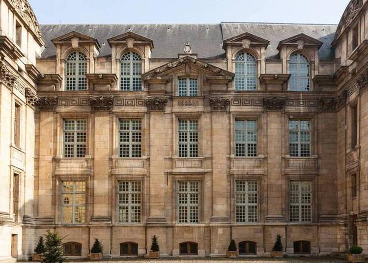 Visite Guidée De La Bibliothèque Historique De La Ville De Paris à Paris 4ème