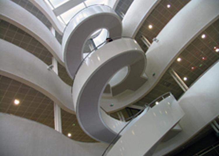 Visite Guidée De La Bibliothèque Universitaire à Le Havre