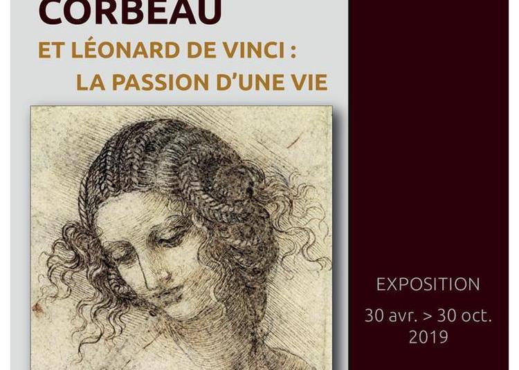 Visite Guidée De La Bu Et De L'exposition André Corbeau Et Léonard De Vinci : La Passion D'une Vie à Caen