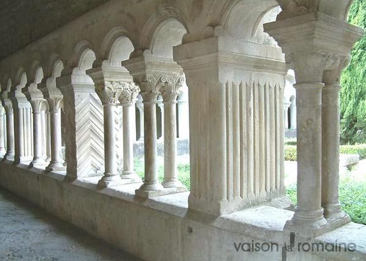 Visite Guidée De La Cathédrale Notre-dame De Nazareth Et Son Cloître à Vaison la Romaine