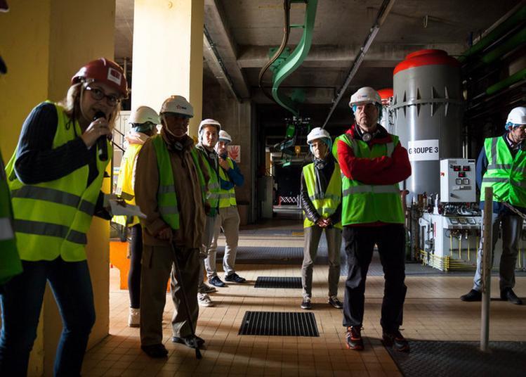 Visite Guidée De La Centrale Hydroélectrique De Strasbourg Qui Fête Ses 50 Ans