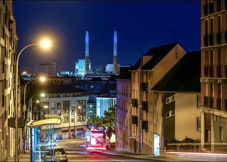 Visite Guidée De La Centrale Thermique Du Havre à Le Havre