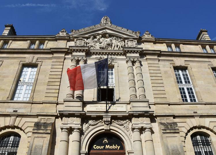 Visite Guidée De La Chambre Régionale Des Comptes Nouvelle-aquitaine à Bordeaux