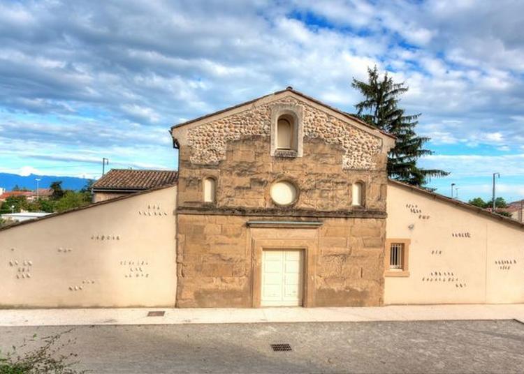 Visite Guidée De La Chapelle à Saint Marcel les Valence