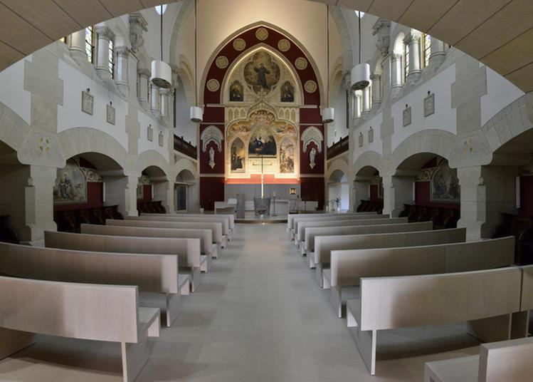 Visite Guidée De La Chapelle à Paris 15ème