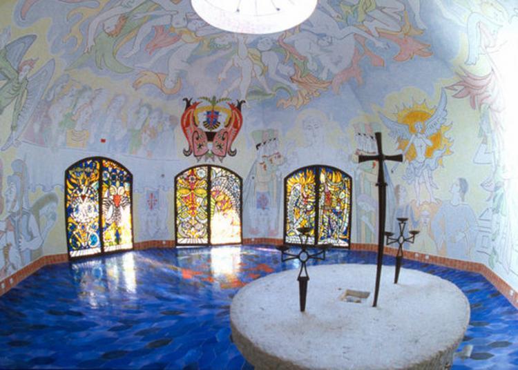 Visite Guidée De La Chapelle Cocteau à Frejus
