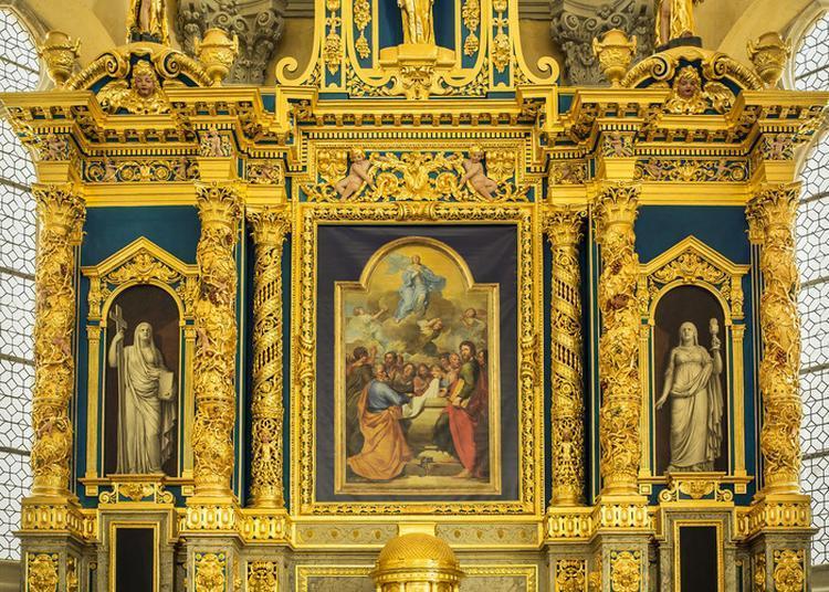 Visite Guidée De La Chapelle Corneille à Rouen