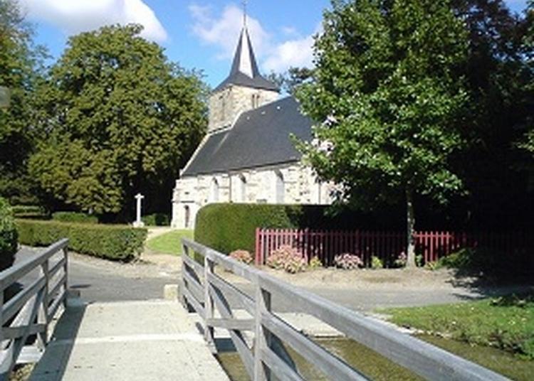 Visite Guidée De La Chapelle De Barville à Cany Barville