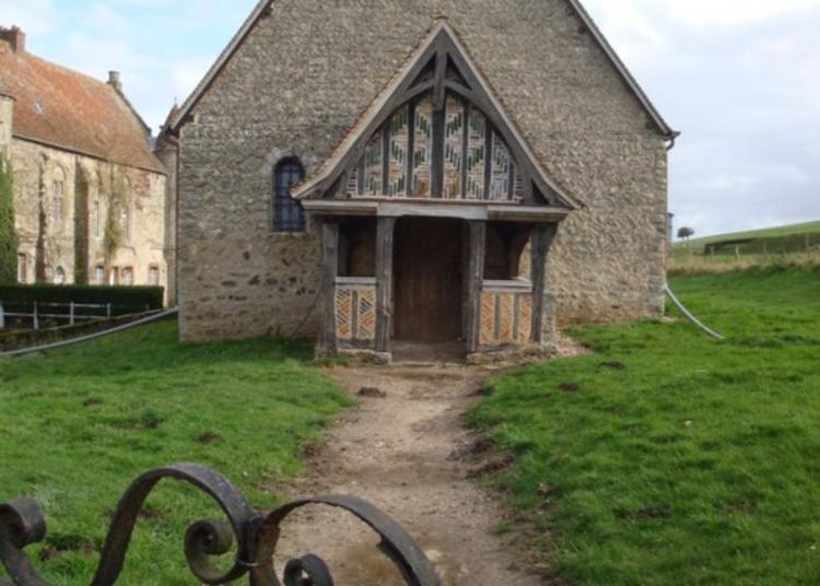Visite Guidée De La Chapelle De Beuvreuil à Dampierre en Bray