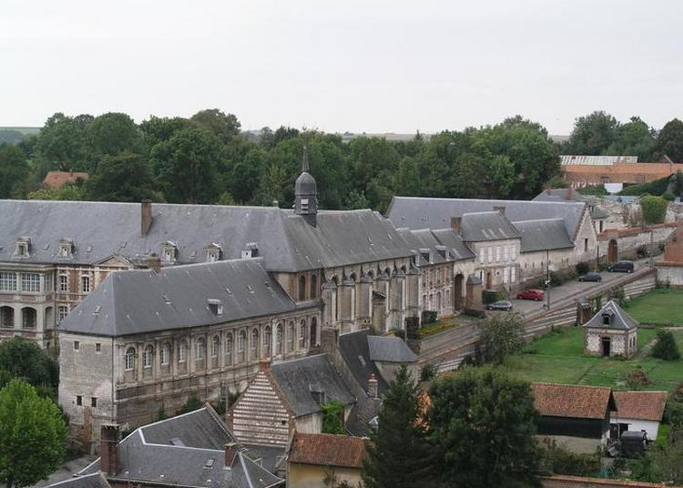 Visite Guidée De La Chapelle De L'hôtel-dieu De Saint-riquier à Saint Riquier