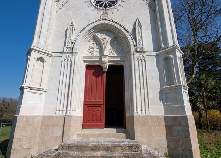 Visite Guidée De La Chapelle De La Chantrerie à Nantes