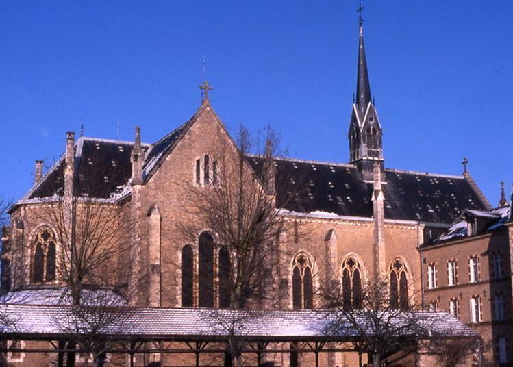 Visite Guidée De La Chapelle De La Providence à Dijon
