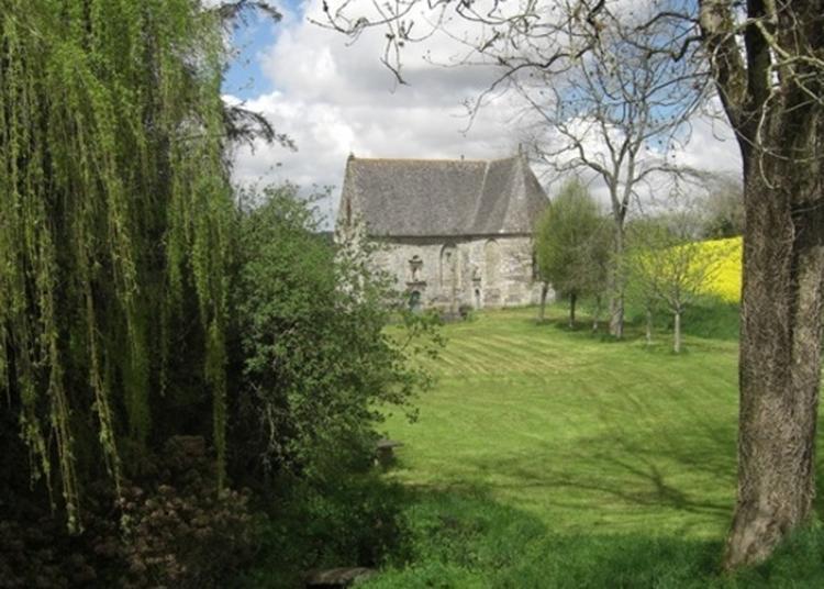 Visite Guidée De La Chapelle De Loc-ildut, à Sizun
