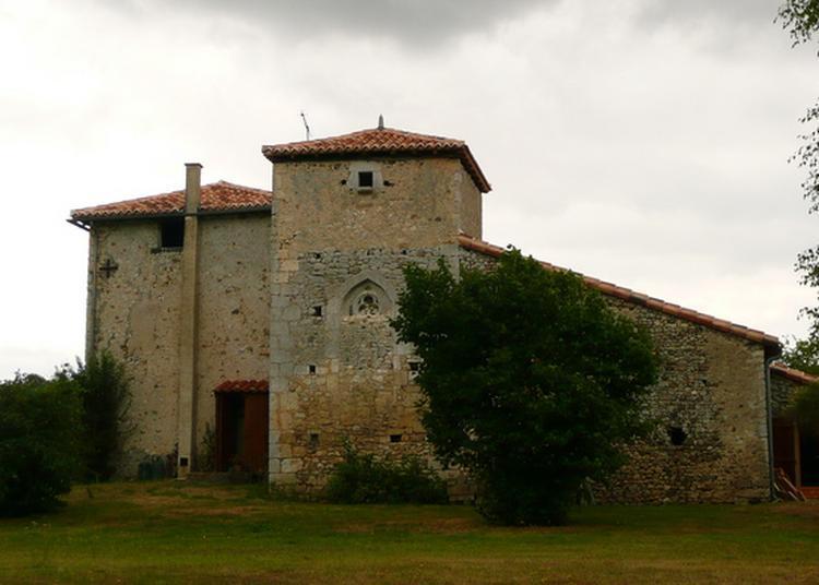 Visite Guidée De La Chapelle De Loubressac à Mazerolles