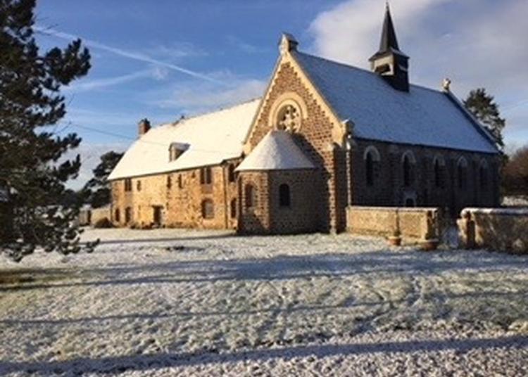 Visite Guidée De La Chapelle De Sainte-suzanne Et De La Crypte à Les Baux de Breteuil