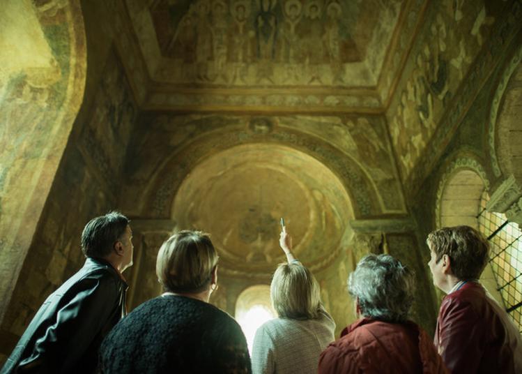 Visite Guidée De La Chapelle Des Anges à Saint Chef