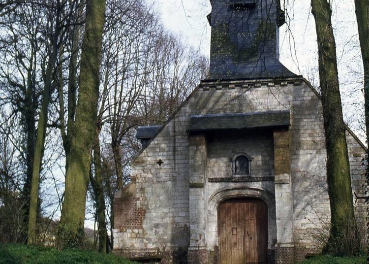 Visite Guidée De La Chapelle Du Cardonnoy à Aumale
